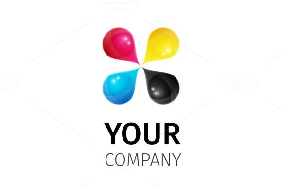 Template CMYK Logo