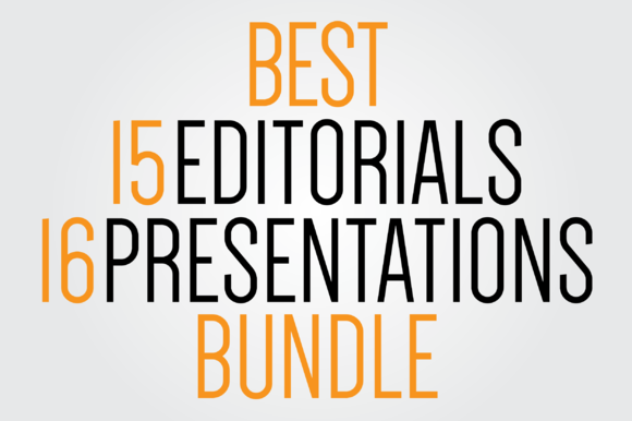 Best Editorial Presentation Bundle