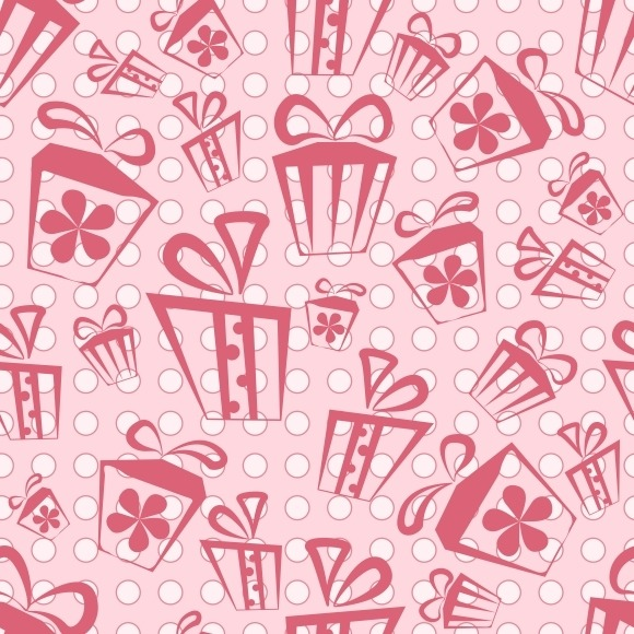 Seamless Gift Pattern