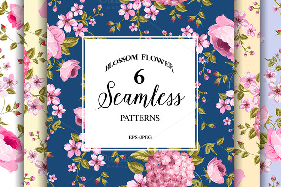 Luxurious Peony Patterns