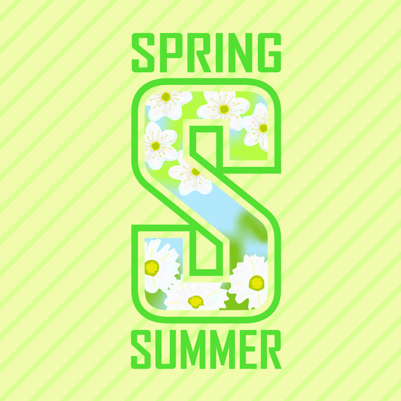 Spring Summer Print