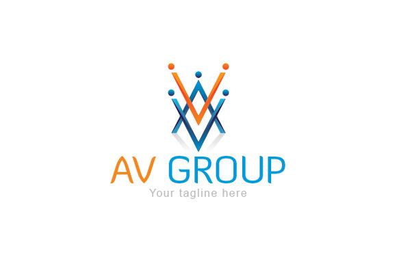 AV Group-Abstract Alphabetical
