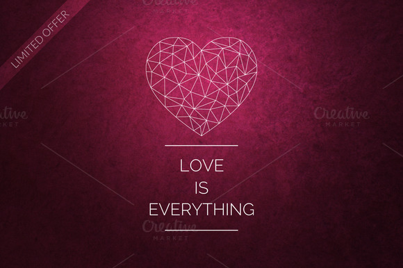 Love Is Everything Illustration