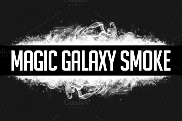 Magic Galaxy Smoke