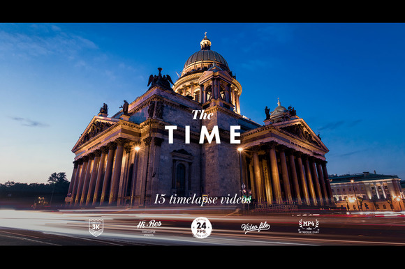 The Time Timelapse Videos
