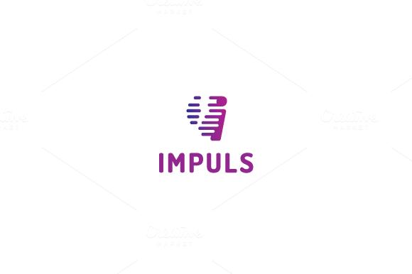 LetterI Impuls Logo