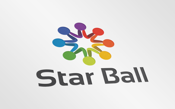 Star Ball Logo