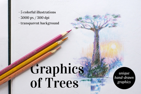 GRAPHICS Of TREES