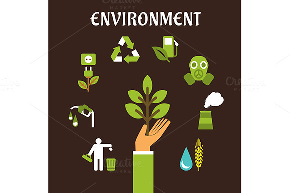 environmental protection and conservation of ecosystem