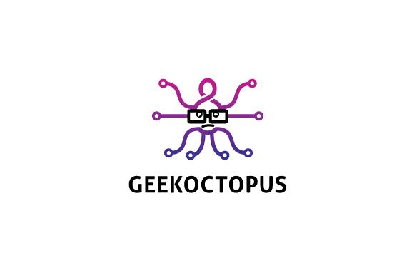 GeekOctopus Logo