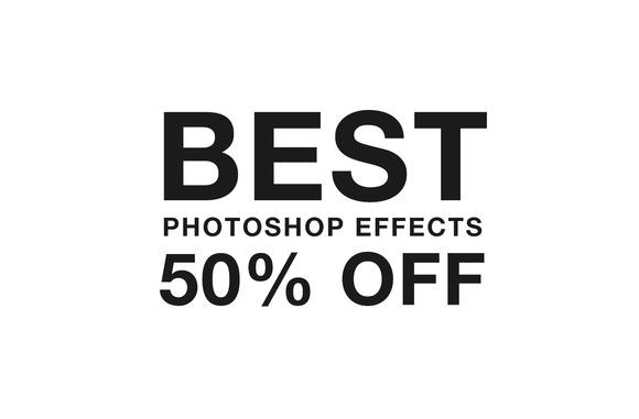 50% OFF 6 In 1 BEST Effects Bundle