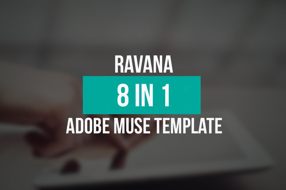 Ravana 8 In 1 Muse Template