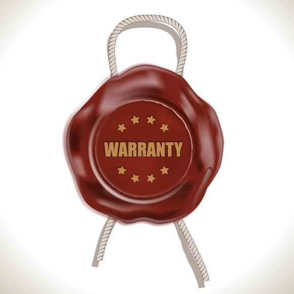 Warranty Wax Seal