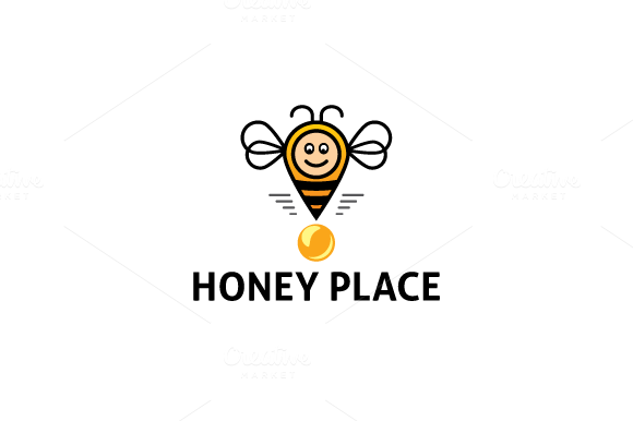 HoneyPlace Logo