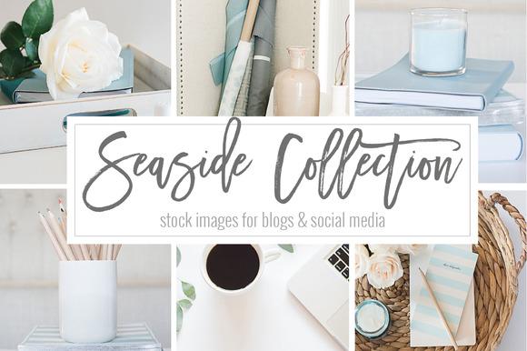 Stock Photos Seaside Collection