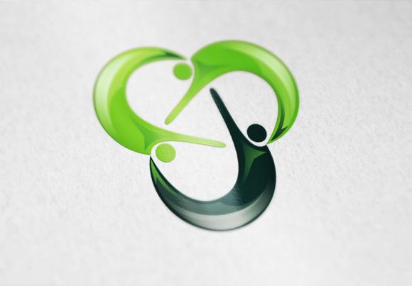 Social Media Community Logo