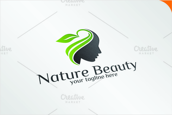 Nature Beauty Logo