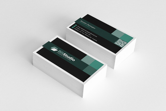 Pro-Series Business Card 03