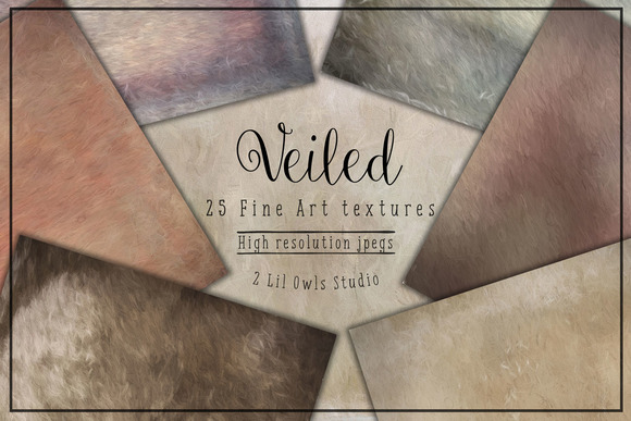 Veiled Fine Art Textures
