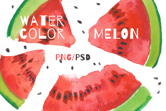 WATER MELON COLOR