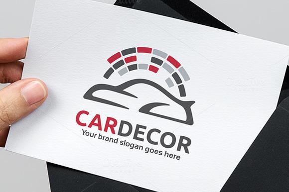 Car Decorate Logo