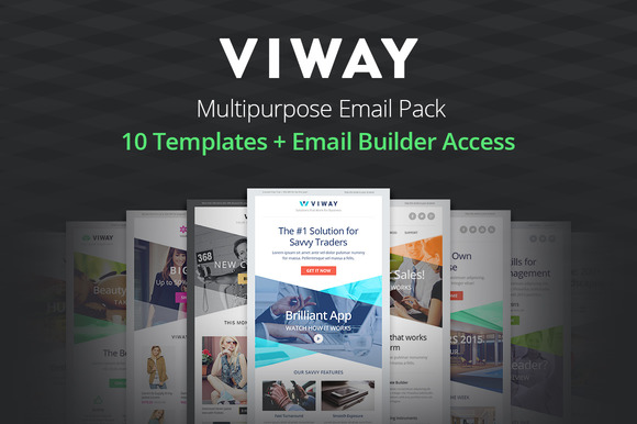 Promo Corporate Pack Of 10 Email