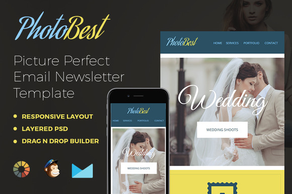 Photobest-Ready 2 Use Email Template