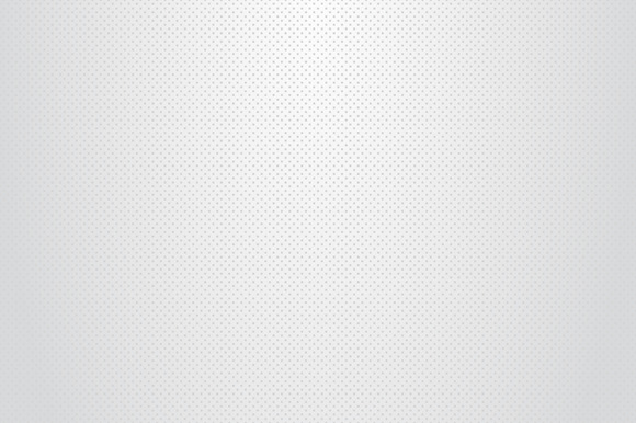 White Dotted Surface Vector