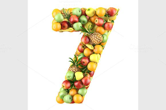 Fruit Number 7
