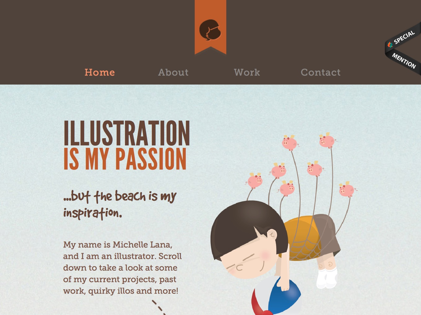 Infographic illustrators portfolio