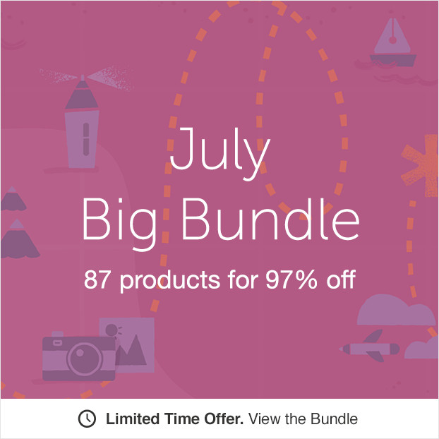 July Big Bundle