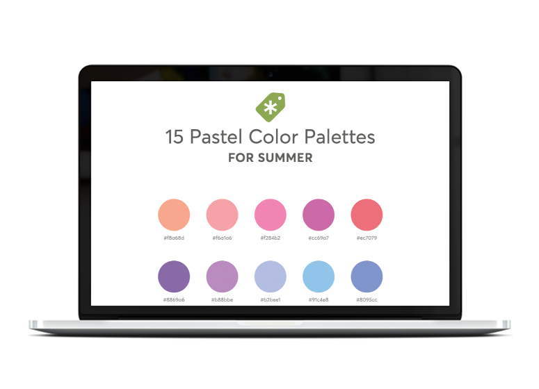 Color Palettes In Web Design The Combinations Behind 30 Stunning