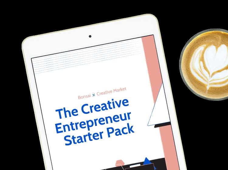 The Creative Entrepreneur's Starter Pack