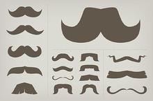 Classic Moustache Collection