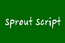 Sprout Script