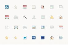 IconJar. 353 Icons + Free Updates