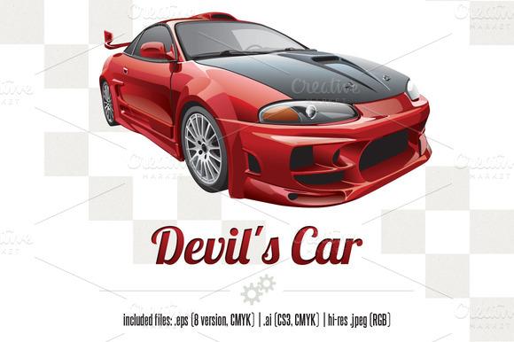 Devil S Car