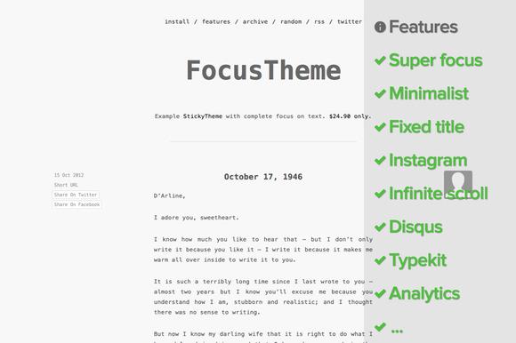 FocusTheme