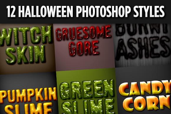 Halloween Styles Pack 1