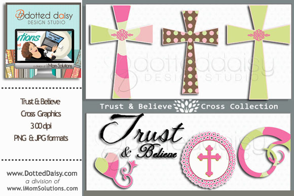 Trust Believe Digital Crosses