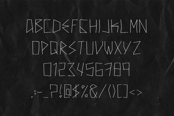 """免费字体 New Theory丨""""反""""斗限免"""