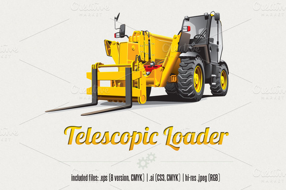 Telescopic Loader