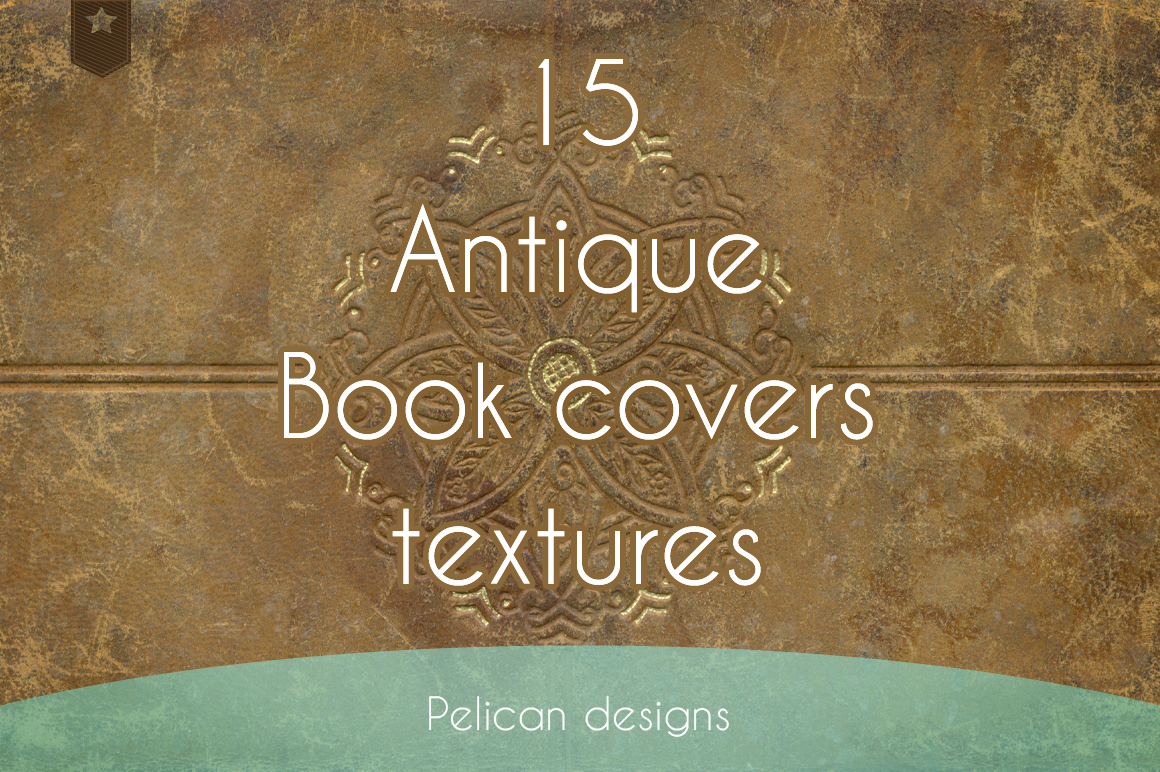 Antique Book Cover Textures : Antique book cover textures on creative market