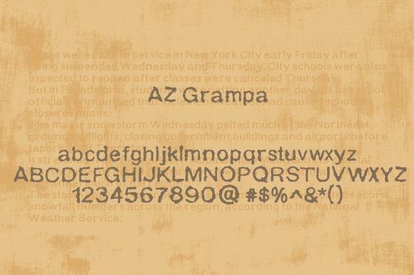 AZ Grampa