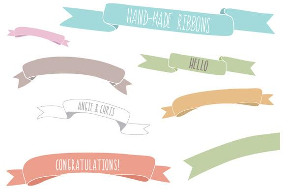 Hand-Made Ribbons