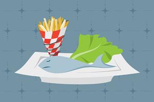 Good Eats #2: Fish & Chips!