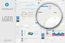 Dashboard - User Interface Template