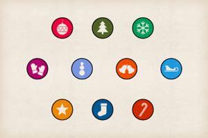 Christmas Icons #2