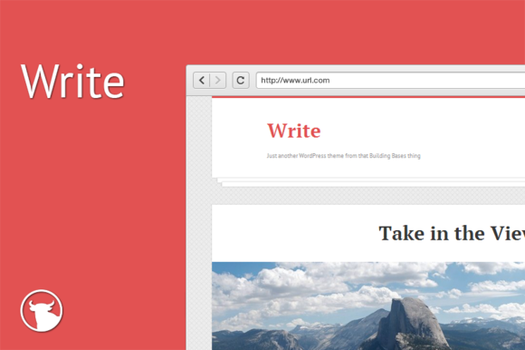 Write WordPress Theme