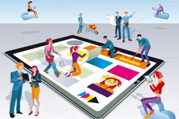 Creating Digital Tablet Content